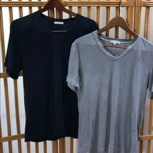 James Perse t-shirt bundle